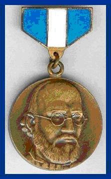 Medal dr Henryka Jordana